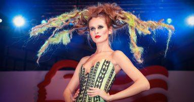 Fashion show Wella