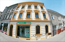 Budova StudioU