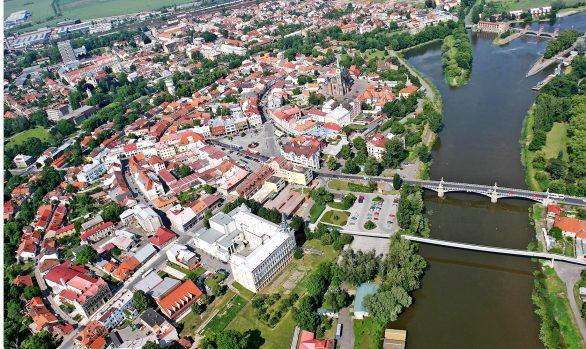 Město Nymburk
